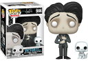 ■予約■[FUNKO(ファンコ)] FUNKO POP! MOVIES: Corpse Bride - Victor w/ Scraps <ティム・バートンのコープスブライド>