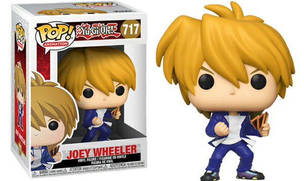 コレクション, フィギュア FUNKO FUNKO POP! ANIMATION: Yu-Gi-Oh - Joey Wheeler
