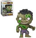 ■予約■[FUNKO(ファンコ)] FUNKO POP! MARVEL: Marvel Zombies - Hulk <マーベル・ゾンビーズ>
