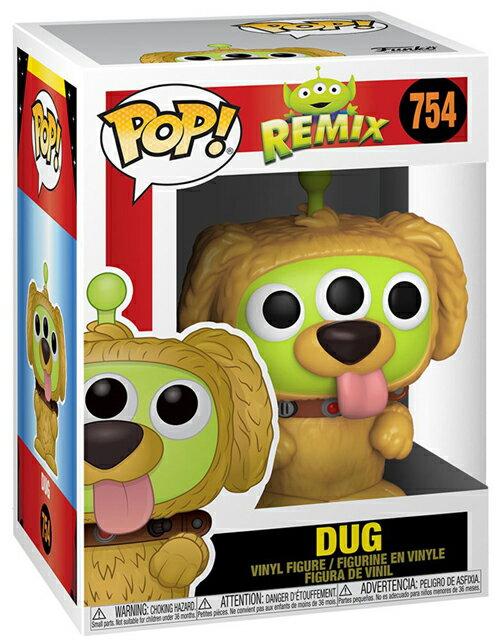 コレクション, フィギュア FUNKO FUNKO POP! DISNEY: Pixar- Alien as Dug