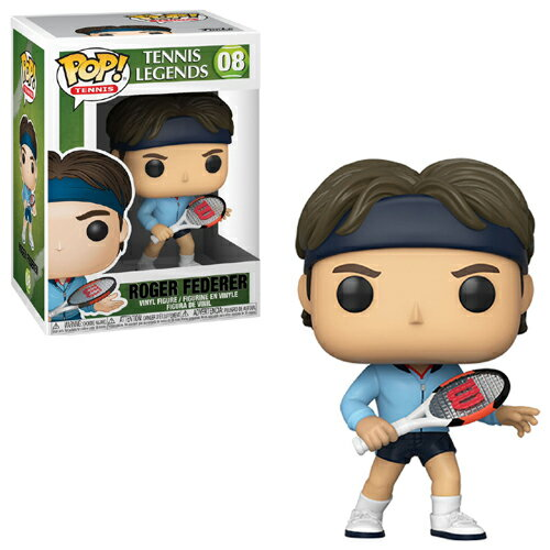 コレクション, フィギュア FUNKO FUNKO POP! LEGENDS: Tennis Legends - Roger Federer