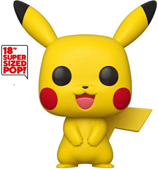 コレクション, フィギュア FUNKO FUNKO POP! GAMES: Pokemon- 18 45cmPikachu