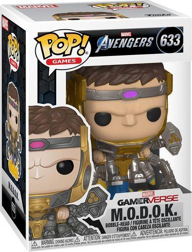 コレクション, フィギュア FUNKO FUNKO POP! MARVEL: Avengers - M.O.D.O.K.