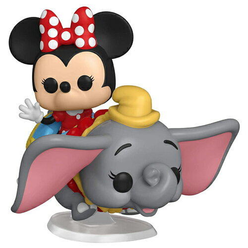 コレクション, フィギュア FUNKO FUNKO POP! RIDE: Disney 65TH - Flying Dumbo Ride wMinnie 65