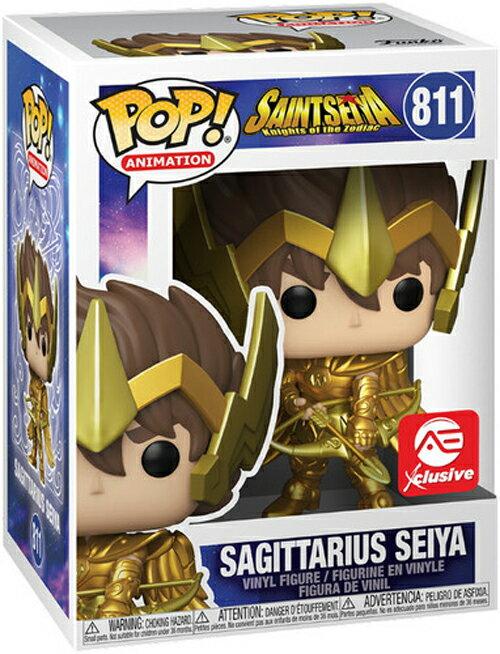コレクション, フィギュア FUNKO FUNKO POP! ANIMATION: Saint Seiya - Sagittarius Seiya (AE Exclusive)