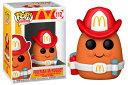■[FUNKO(ファンコ)] FUNKO POP! AD ICONS: McDonalds- Fireman Nugget <マクドナルド> マックナゲット