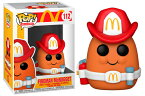 ■[FUNKO(ファンコ)] FUNKO POP! AD ICONS: McDonalds- Fireman Nugget <マクドナルド> マックナゲット