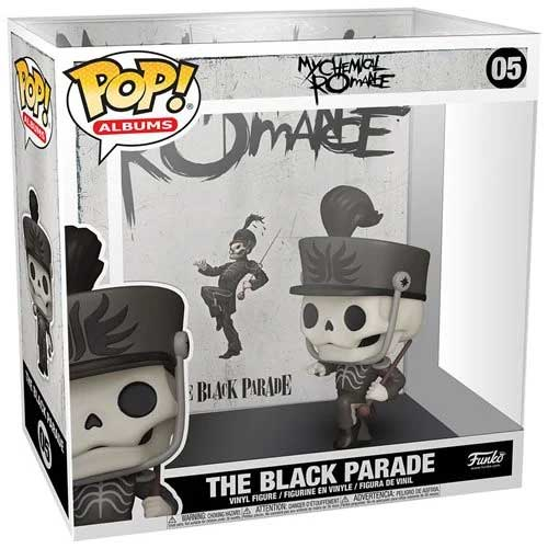 コレクション, フィギュア FUNKO FUNKO POP! ALBUMS: My Chemical Romance - The Black Parade