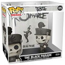 ■予約■[FUNKO(ファンコ)] FUNKO POP! ALBUMS: My Chemical Romance - The Black Parade <マイ・ケミカル・ロマンス>
