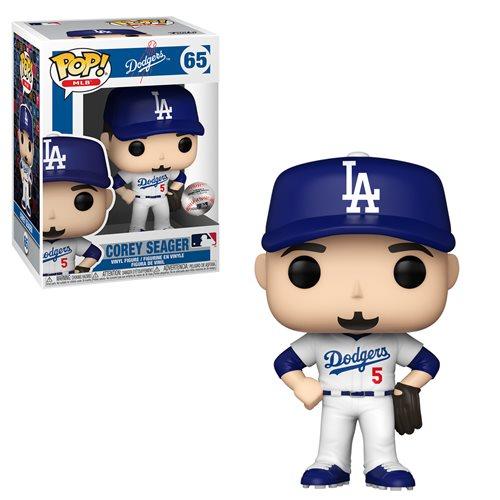 コレクション, フィギュア FUNKO FUNKO POP! MLB: Dodgers- Corey Seager (Home Uniform)