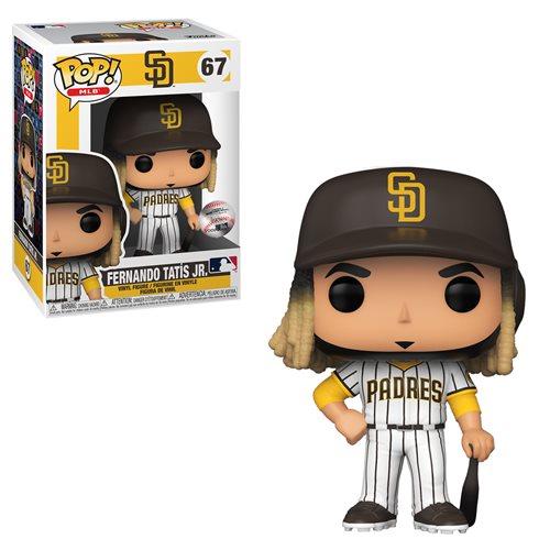 コレクション, フィギュア FUNKO FUNKO POP! MLB: Padres- Fernando Tatis Jr. (Home Uniform)