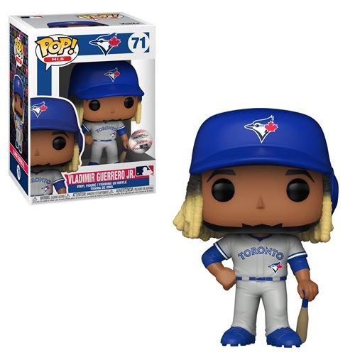 コレクション, フィギュア FUNKO FUNKO POP! MLB: Blue Jays- Vladimir Guerrero Jr. (Road Uniform)