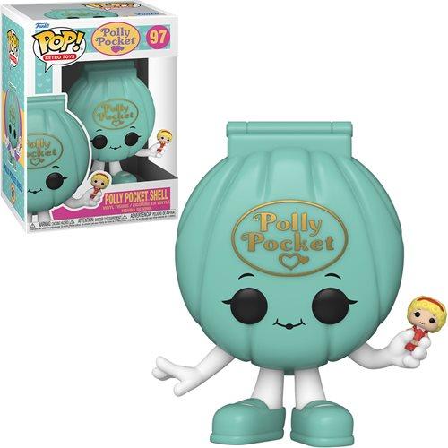 コレクション, フィギュア FUNKO FUNKO POP! VINYL: Polly Pocket- Polly Pocket Shell