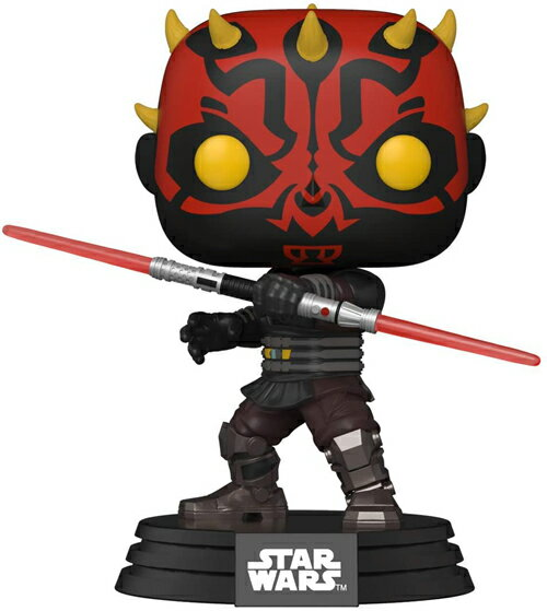コレクション, フィギュア FUNKO FUNKO POP! STAR WARS: Clone Wars- Darth Maul