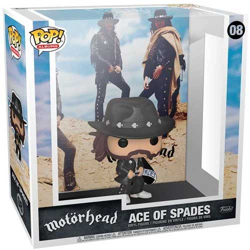 コレクション, フィギュア FUNKO FUNKO POP! ALBUMS: Motorhead - Ace of Spades