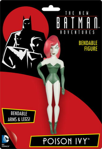 [NJ Croce(NJクローチェ)] DC Comics: The New Batman Adventures - Poison Ivy 5 BendableFigure