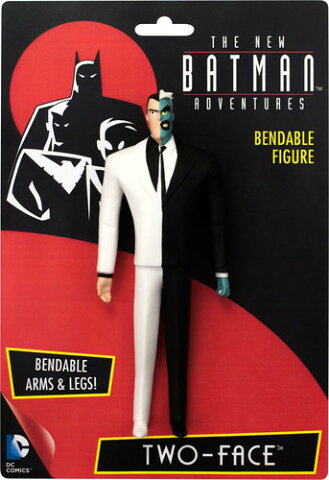[NJ Croce(NJクローチェ)] DC Comics: The New Batman Adventures - Two-Face 5 BendableFigure