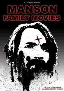 新品北米版DVD!Manson Family Movies!