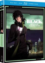 新品北米版Blu-ray!『DARKER THAN BLACK-流星の双子- 全12話』+『DARKER THAN BLACK OVA「黒の契約者」外伝 全4話』