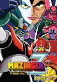 新品北米版DVD!【マジンガーZ】【1】第1話〜第46話!
