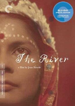 新品北米版Blu-ray!【河】 The River: Criterion Collection [Blu-ray]!<ジャン・ルノワール監督作品>