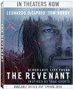 新品北米版Blu-ray!【レヴェナント:蘇えりし者】 The Revenant [Blu-ray]!<2016年アカデミー賞 主演男優賞:レオナルド・ディカプリオ>
