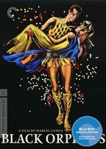 新品北米版Blu-ray!【黒いオルフェ】 Black Orpheus: Criterion Collection) [Blu-ray]!