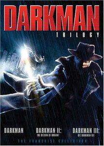 新品北米版DVD!【ダークマン / ダークマン2 / ダークマン3】 Darkman Trilogy!