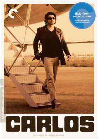 新品北米版Blu-ray!【コードネーム:カルロス 戦慄のテロリスト】Carlos (Criterion Collection) [Blu-ray]