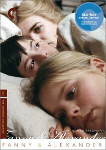 新品北米版Blu-ray!【ファニーとアレクサンデル】Fanny and Alexander (Criterion Collection) [Blu-ray]