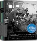 新品北米版Blu-ray!『軍旗の下に』『幸福なる種族』『陽気な幽霊』『逢びき』 David Lean Directs Noel Coward (Criterion Collection) [Blu-ray]