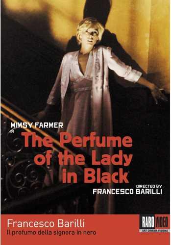 新品北米版DVD!The Perfume of the Lady in Black (Il Profumo della Signora in Nero) !