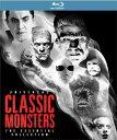 新品北米版Blu-ray!『魔人ドラキュラ』『フランケンシュタイン』『ミイラ再生』『透明人間』『フランケンシュタインの花嫁』『オペラの怪人』『大アマゾンの半魚人』 Universal Classic Monsters: The Essential Collection [Blu-ray]