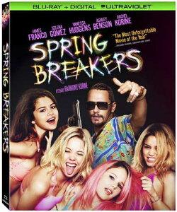 新品北米版Blu-ray!【スプリング・ブレイカーズ】 Spring Breakers [Blu-ray]!