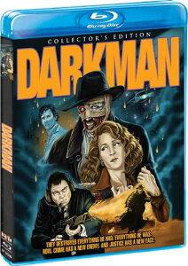 新品北米版Blu-ray!【ダークマン】 Darkman (Collector's Edition) [Blu-ray]!