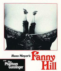 新品北米版Blu-ray!Fanny Hill+The Phantom Gunslinger [Blu-ray/DVD Combo]!ラス・メイヤー
