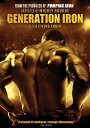 新品北米版DVD!Generation Iron!<『アーノルド・シュワルツェネッガーのパンピング・アイアン』ファン必見>
