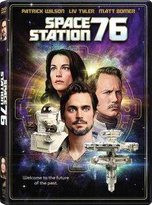 新品北米版DVD!Space Station 76!<日本語音声、日本語字幕付き>