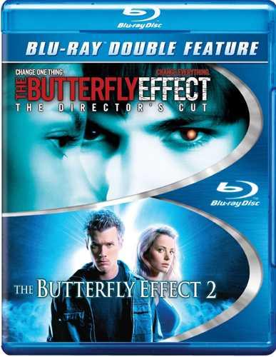 洋画, サスペンス・ミステリー Blu-ray2 The Butterfly Effect The Butterfly Effect 2 (Double Feature) Blu-ray