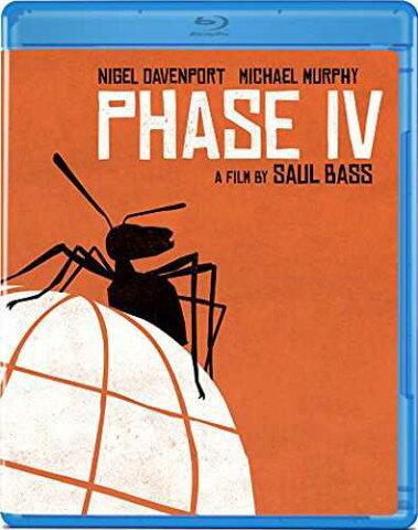 ■予約■新品北米版Blu-ray!【フェイズ IV/戦慄!昆虫パニック】 Phase IV [Blu-ray]!