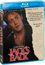 新品北米版Blu-ray!【殺しのナイフ/ジャック・ザ・リッパー】 Jack's Back [Blu-ray/DVD]!