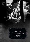 新品北米版DVD!【逢びき】Brief Encounter: Criterion Collection!