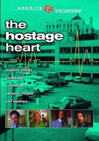 新品北米版DVD!【戦慄!病院襲撃】 The Hostage Heart!
