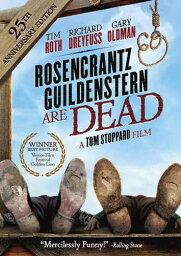 新品北米版DVD!【ローゼンクランツとギルデンスターンは死んだ】Rosencrantz and Guildenstern Are Dead!
