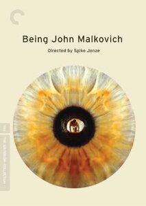 新品北米版DVD!【マルコヴィッチの穴】 Being John Malkovich (Criterion Collection)!