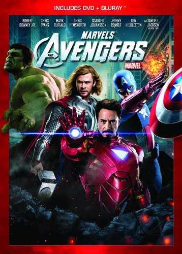 新品北米版Blu-ray  アベンジャーズ Marvel'sTheAvengers(Two-DiscBlu-ray/DVDCom