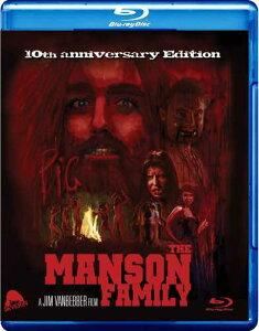 新品北米版Blu-ray!【チャールズ・マンソン】 The Manson Family: 10th Anniversay Edition (Blu-ray)!