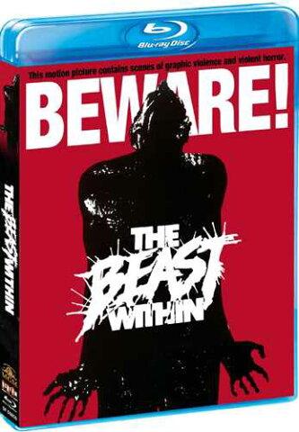 新品北米版Blu-ray!【戦慄!呪われた夜】 The Beast Within [Blu-ray]!