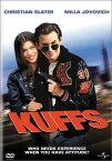 新品北米版DVD!【カフス!】 Kuffs!<クリスチャン・スレイター主演>