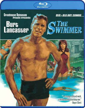 新品北米版Blu-ray!【泳ぐひと】 The Swimmer [Blu-ray/DVD]!